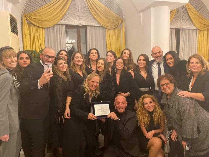"""""""Sinfonia D'Autunno"""" Charity Gala A Favore Di ABIO Napoli"""