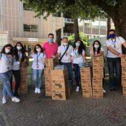ABIO Napoli torna al Santobono donando 37200 pacchetti di figurine ai piccoli pazienti