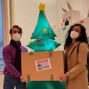 ABIO Napoli porta la magia del Natale in città